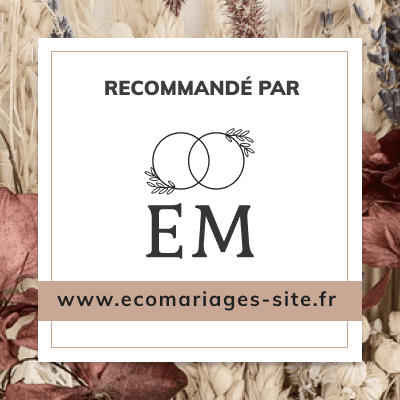 Badge Ecomariages